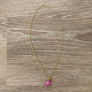 Marc by Marc Jacobs Star Pendant